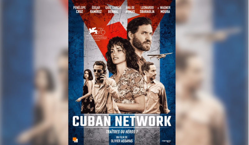 Malgré les attaques, le film Cuban Network est un succès !…