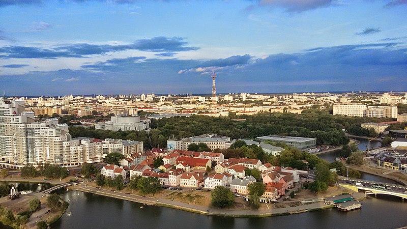 Bielorussie, déstabilisation et révolution de couleur euroatlantique.