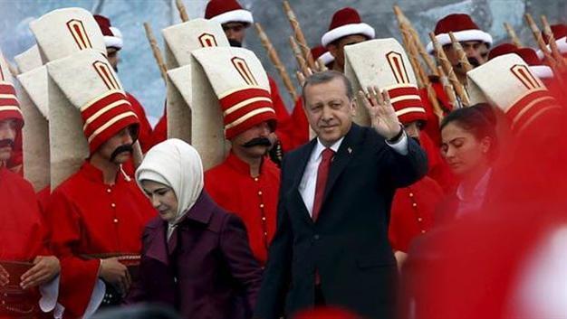 La Turquie d'Erdogan,  trublion ou bélier de la mondialisation capitaliste ?