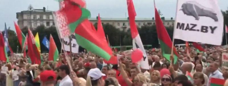 Gentils putschistes biélorusses et odieux mutins maliens…