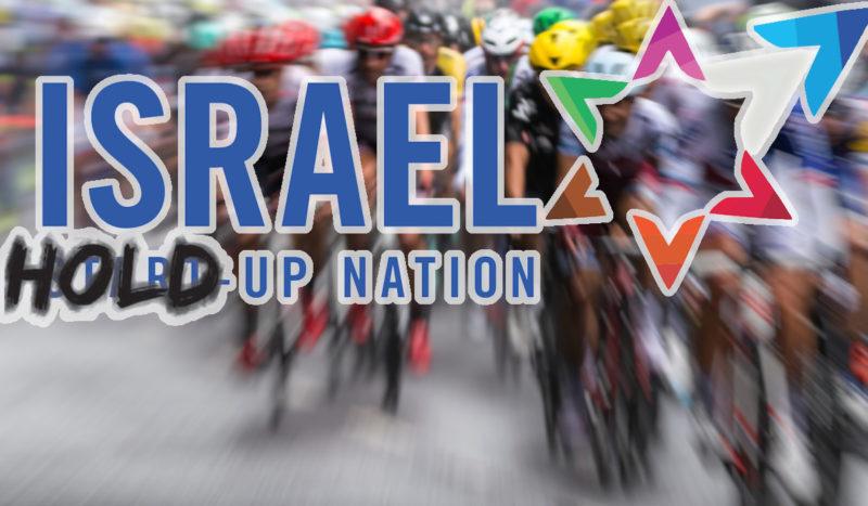 La promotion de l'apartheid anti-palestinien par Israël n'a pas sa place au Tour de France ! #TDF2020