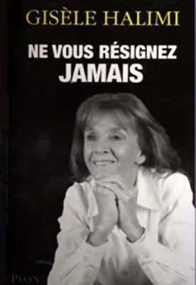 HONNEUR à Gisèle HALIMI, combattante infatigable anti-impérialiste, anticolonialiste et soutien indéfectible de la cause des femmes et des peuples opprimés !