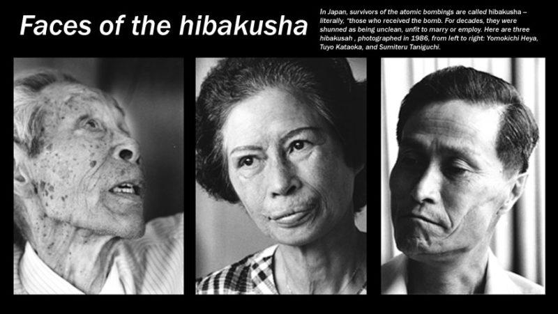 75 ans après les crimes de guerre états-uniens contre Hiroshima et Nagasaki, combattre l'impérialisme et sa course aux armes d'extermination !