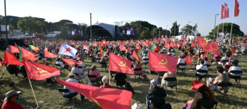 À Lisbonne, le PCP montre sa force. Reportage exclusif à la fête d'Avante