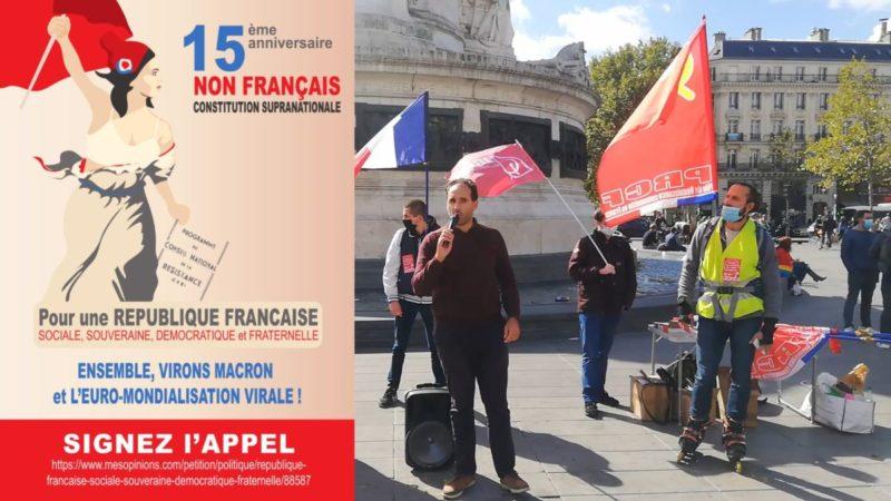 Construire le nouveau CNR : les prises de parole du rassemblement du 26 septembre en vidéo