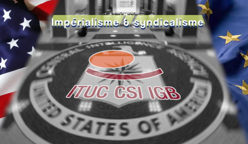 Impérialisme et syndicalisme : A. Lacroix-Riz invitée de Comaguer à [ 20H le 9/11 – Radio Galère]