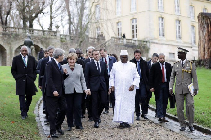 Crise, contre-offensives et enlisements de l'impérialisme français : une réflexion de Georges Gastaud …
