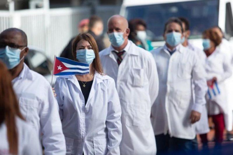 Le prix Nobel de la paix pour la Brigade médicale internationale Henry Reeve : un webinaire de témoignage ce 26 septembre