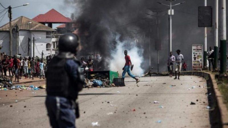 Guinée Conakry : des élections présidentielles ni crédibles, ni légitimes, ni démocratiques.