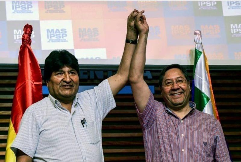 BOLIVIE: ÉCHEC AUX PUTSCHISTES PRO-IMPÉRIALISTES – El Pueblo Unido jamás será Vencido! #SomosMillones #SomosMAS
