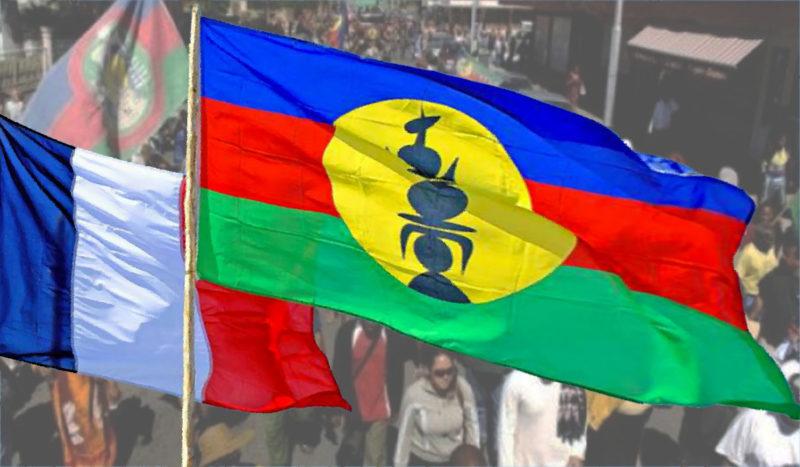 Référendum du 4 octobre le PRCF prend position en soutien aux travailleurs de Nouvelle Calédonie. #Kanaky