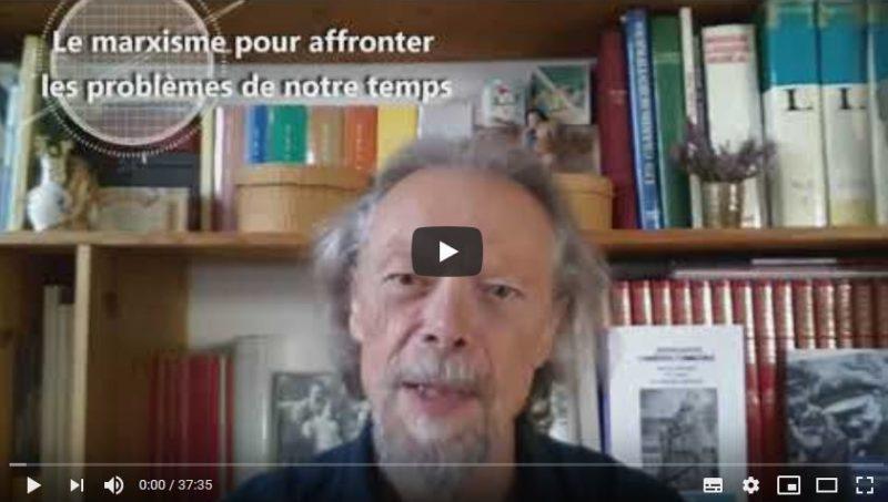 #vidéo Le matérialisme dialectique : faire gagner une conception progressiste du monde – par Georges Gastaud