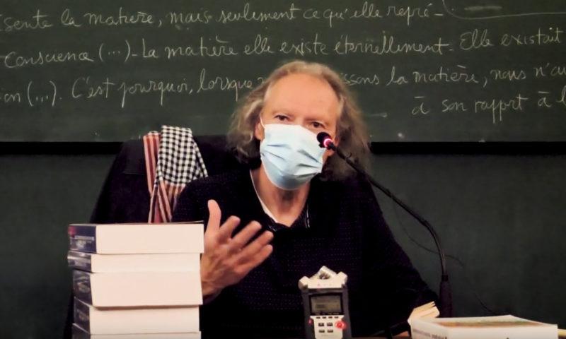 """La """"dialectique des cailloux"""" par Georges Gastaud"""