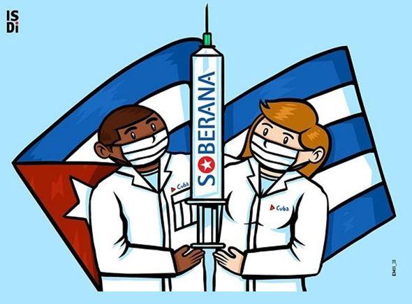 Cuba montre ses progrès dans la recherche sur les candidats vaccins contre la covid-19.