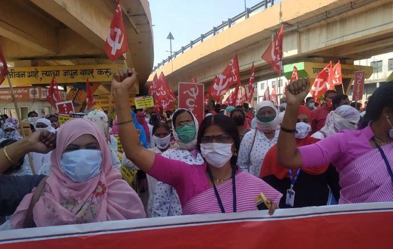 250 millions de grévistes pour la grève générale nationale en Inde !