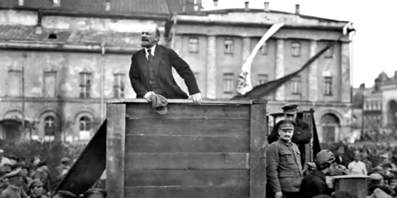 7 NOVEMBRE 2020, 103ème anniversaire de la Révolution d'Octobre – Par Georges Gastaud, auteur du Nouveau défi léniniste (Delga, 2017)