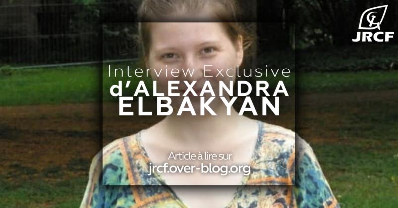 #Sci-Hub Alexandra Elbakyan, entretien avec la Julian Assange communiste de la science.