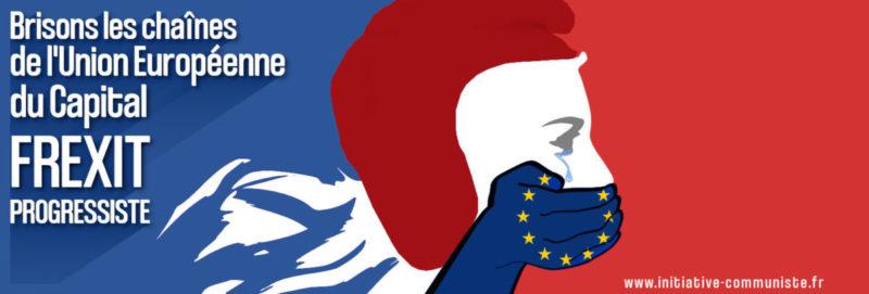 Mesure n°1: Sortir de l'UE pour proclamer la supériorité des lois françaises sur les directives européennes