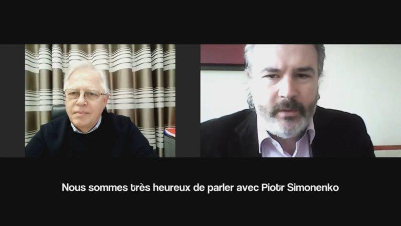#vidéo Ukraine : « Un danger pour l'Europe entière » entretien exclusif avec Piotr Simonenko, secrétaire national du Parti Communiste d'Ukraine.