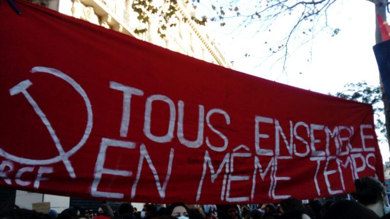 Pour 2021, Macron annonce la guerre sociale en France : Préparons la contre-offensive populaire massive !
