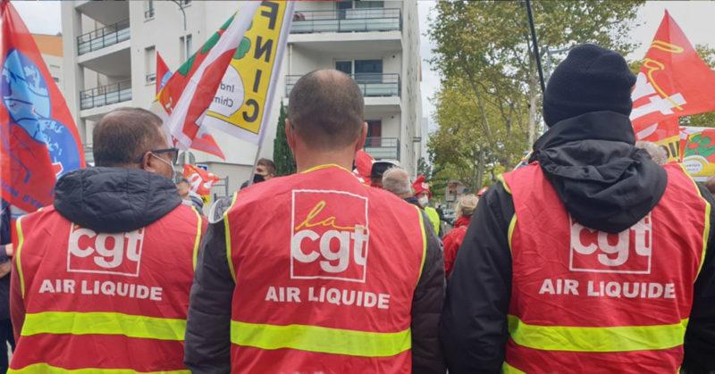 La CGT Air Liquide se bat contre la désindustrialisation de la France – entretien avec les délégués CGT de Vitry-sur-Seine et Champigny-sur-Marne.