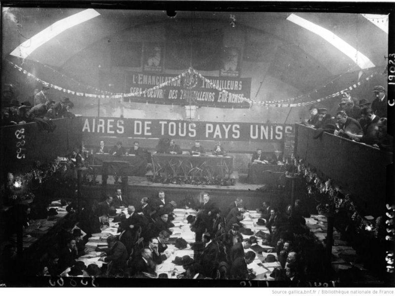 #100ansduCongrèsdeTours l'événement historique raconté par l'Humanité.