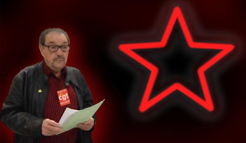"""Décès de Jean-Claude FACQUEZ : notre """"compagnon de lutte"""" n'est plus!"""