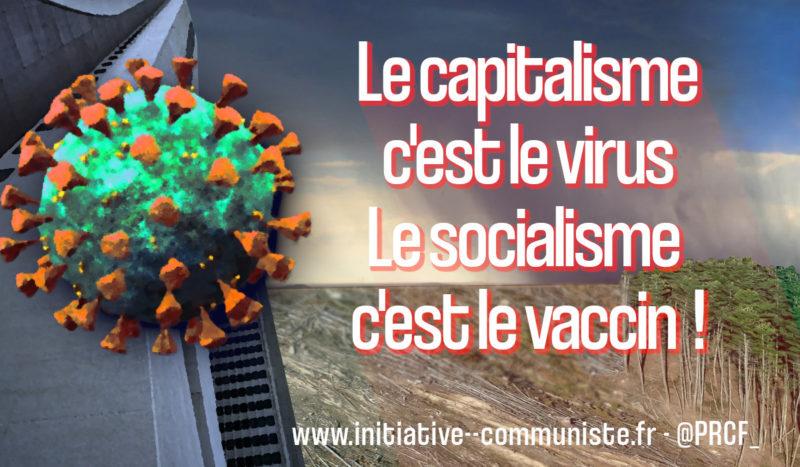 Un vaccin nommé socialisme !
