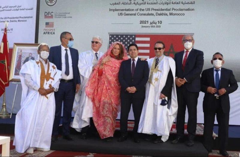 Du Proche-Orient au Sahara Occidental, dénoncer les grandes manœuvres impérialistes.