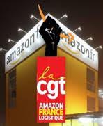 Amazon : séquestration, fouille et humiliation… les attaques contre les syndicalistes doivent cesser !