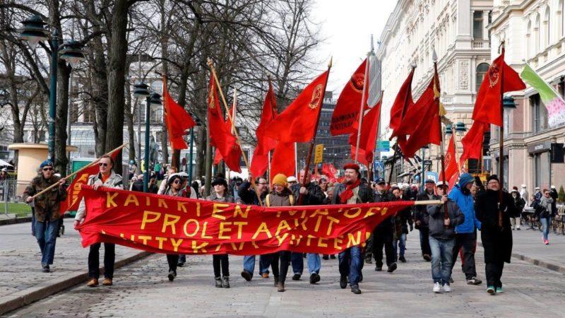 """""""Le Parti communiste de Finlande vise à sortir de l'UE et de ses structures capitalistes"""" – interview de JP Väisänen, président du SKP"""