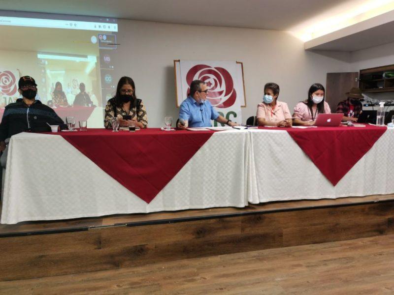 Colombie :  Le parti issu des accords de paix prend le nom de Comùn, sa première déclaration.