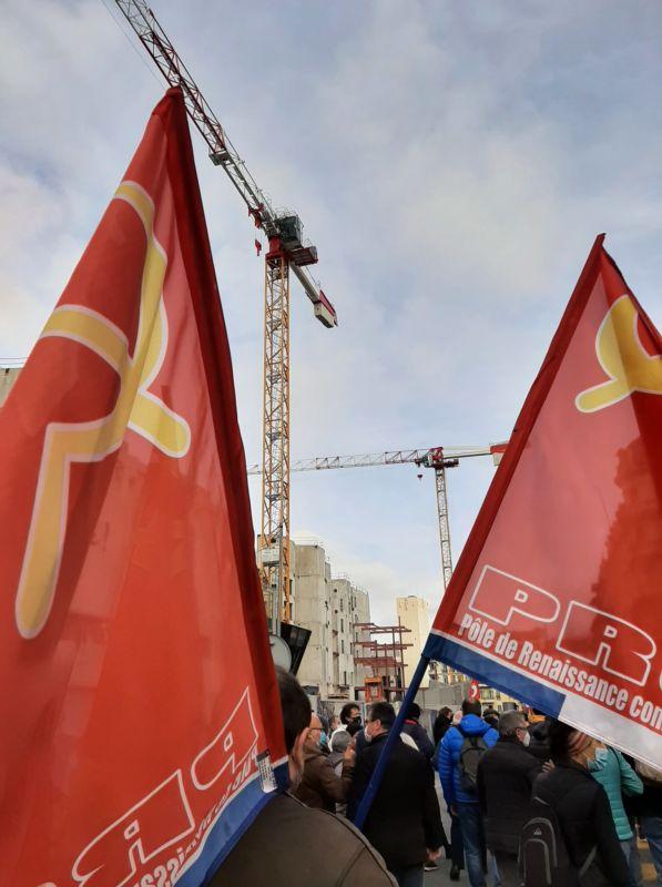 Face à Macron, le juste positionnement du PRCF !