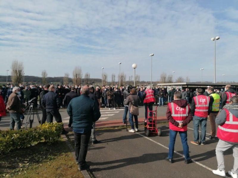 Entretien avec JP Juin délégué CGT des Fonderies du Poitou