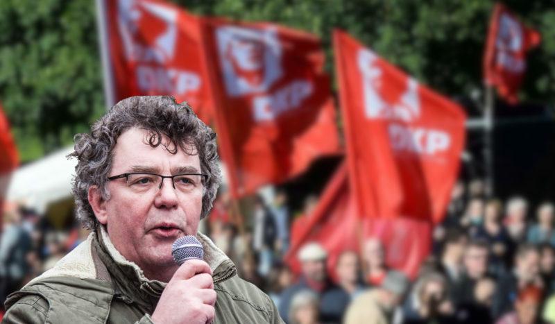 Entretien avec Patrik Köbele, président du Parti Communiste Allemand (DKP)