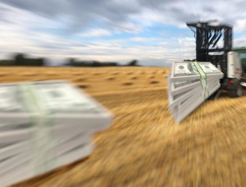 Les capitalistes consolident le contrôle des terres agricoles américaines.
