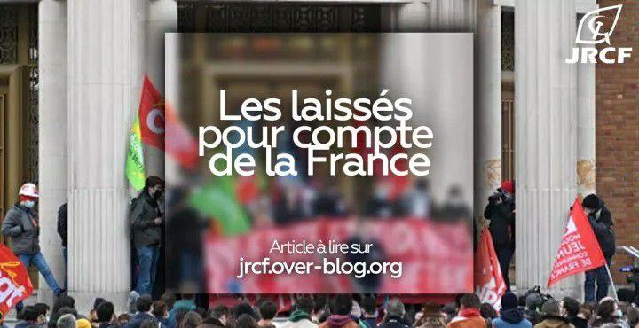 Le régime Macron réduit les étudiants à la misère !
