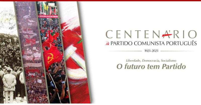 Bon anniversaire au Parti communiste portugais !