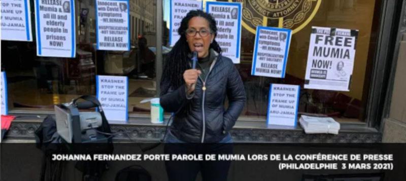MUMIA : poursuivre la mobilisation pour sa santé et sa libération