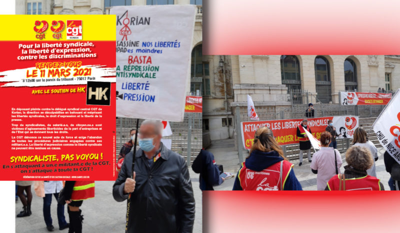 """EHPAD : """"Ils essayent de nous faire taire par tous les moyens"""". Entretien avec Albert Papadacci, CGT Korian"""