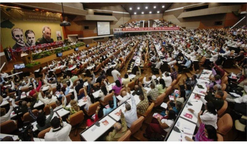 VIIIe congrès du Parti Communiste de Cuba : 3 jours de congrès à une date symbolique de la résistance révolutionnaire du peuple cubain.