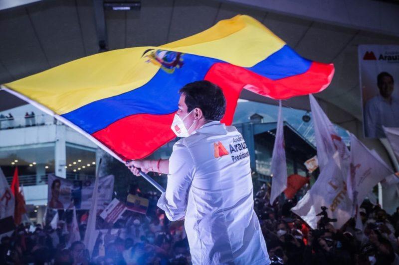Equateur : Arauz un vote pour rétablir le pouvoir populaire face aux hommes de Washington le banquier Lasso et son comparse Yaku Perez