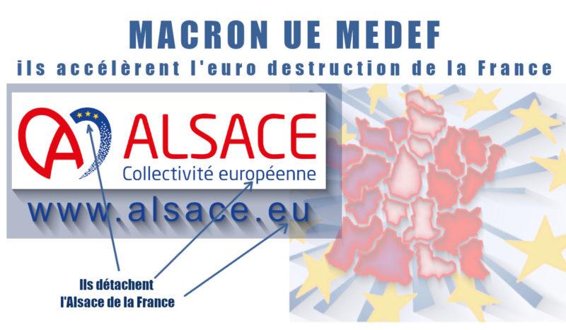 """""""C'est « Union européenne par-dessus tout », über alles"""" – les leçons de la collectivité européenne d'Alsace. Entretien avec Yvonne Bollmann"""