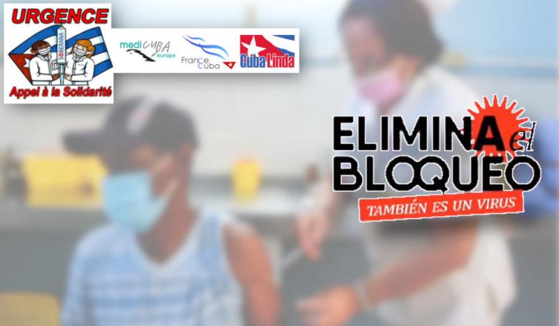 Cuba lance la vaccination de sa population, et a besoin de votre aide pour obtenir des seringues malgré le blocus US.