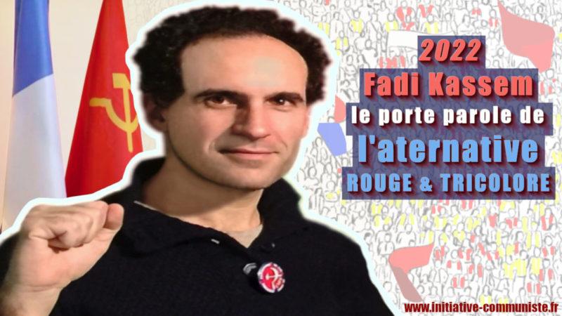 La seule façon de vaincre Le Pen en 2022, c'est l'Alternative Rouge-Tricolore !