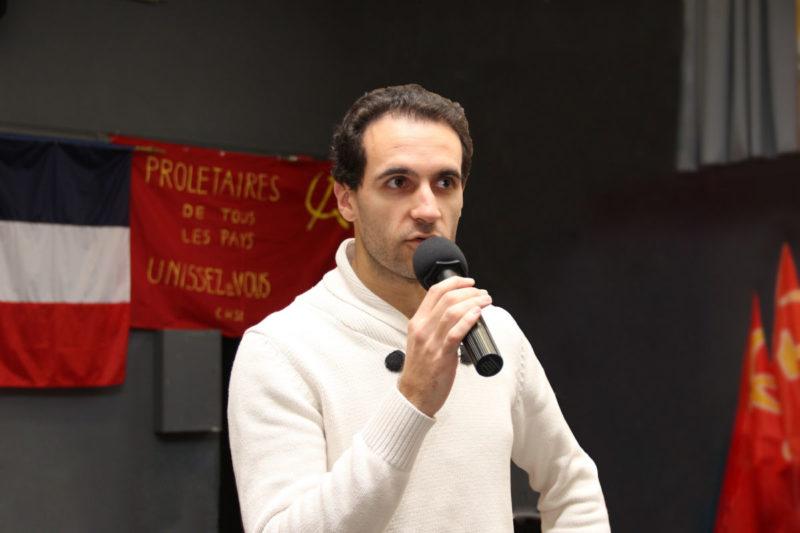 Pour que le français demeure l'unique langue officielle de la République, avec Fadi KASSEM, portons l'Alternative Rouge et Tricolore !