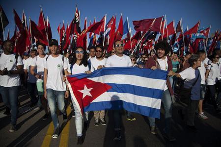 Ne touchez pas à Cuba ! Levez immédiatement le blocus étasunien et arrêtez toute forme d'intervention impérialiste dès maintenant ! l'appel de 55 partis communistes et ouvriers