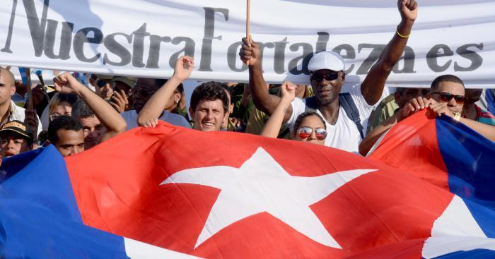 Cuba socialiste en congrès !