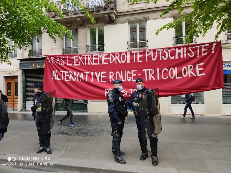 Pour une sûreté générale populaire et républicaine, avec Fadi KASSEM, portons l'Alternative Rouge et Tricolore !