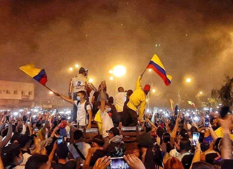 Que se passe-t-il en Colombie ? – les JRCF donnent la parole aux Colombiens de France